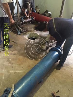 天津150QJ18-500-60KW溫泉高揚程深井泵廠家銷售