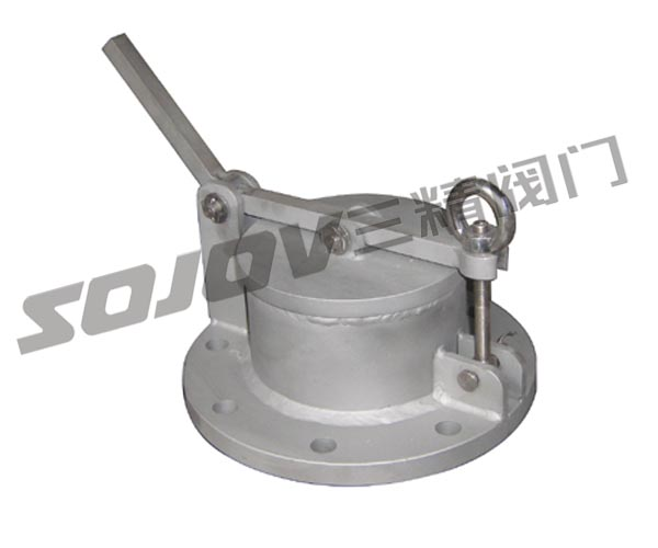 GLY-150腳踏式量油孔油罐內