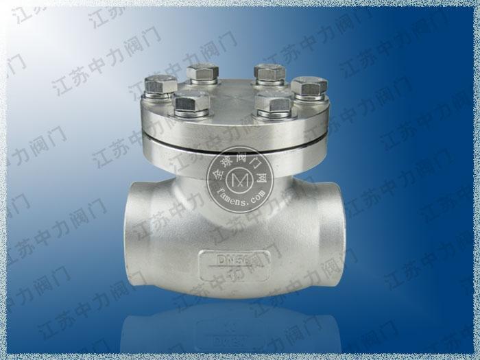 焊接式低溫止回閥