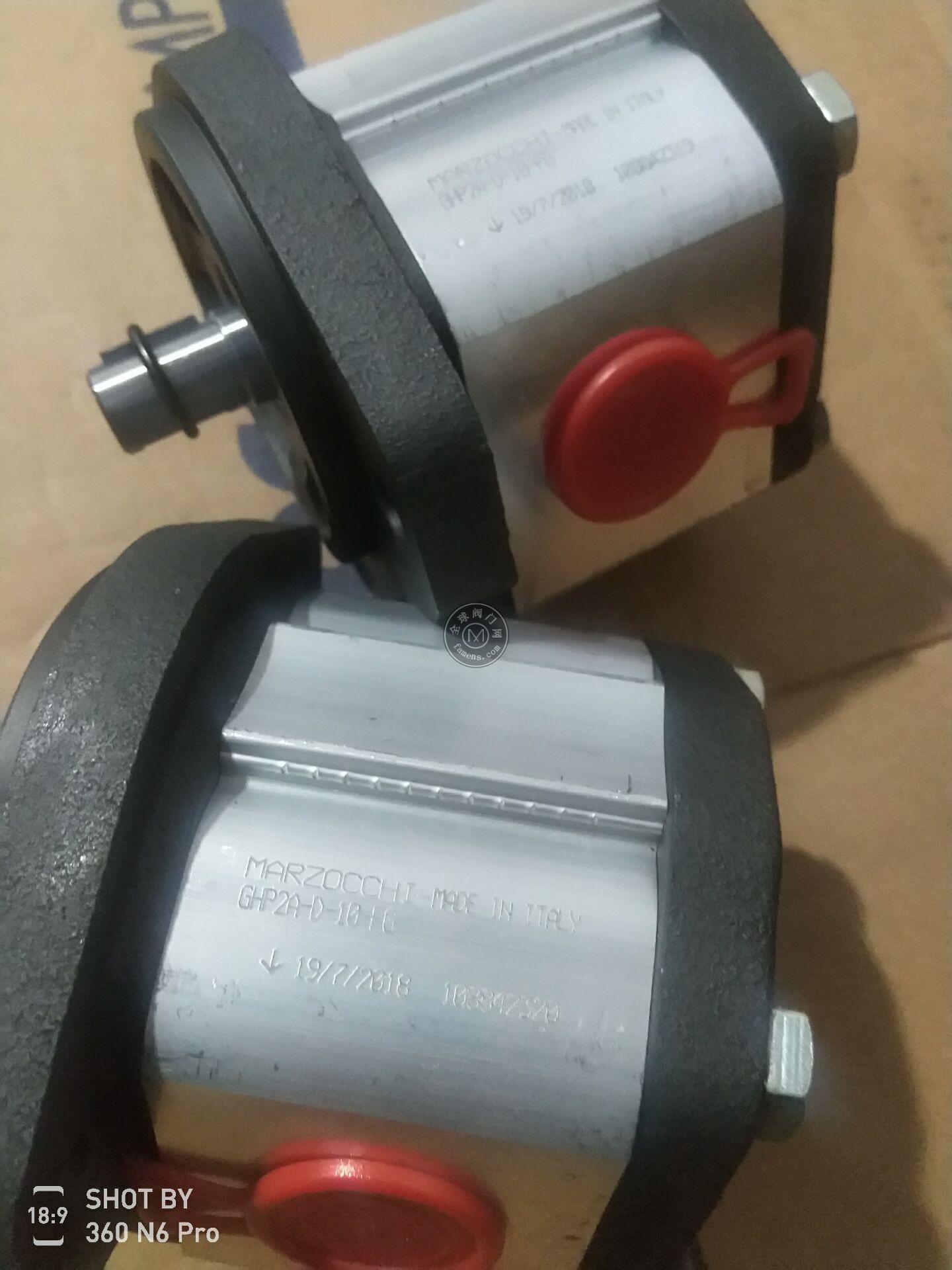 意大利马祖奇GHP2A-D-40-FG齿轮泵
