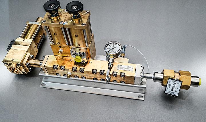 原裝供應德國 M-TECH閥門及充氣系統