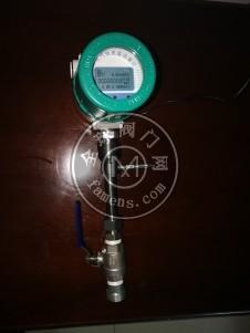 陕西唐仪CTFY-25系列智能烟气流量计