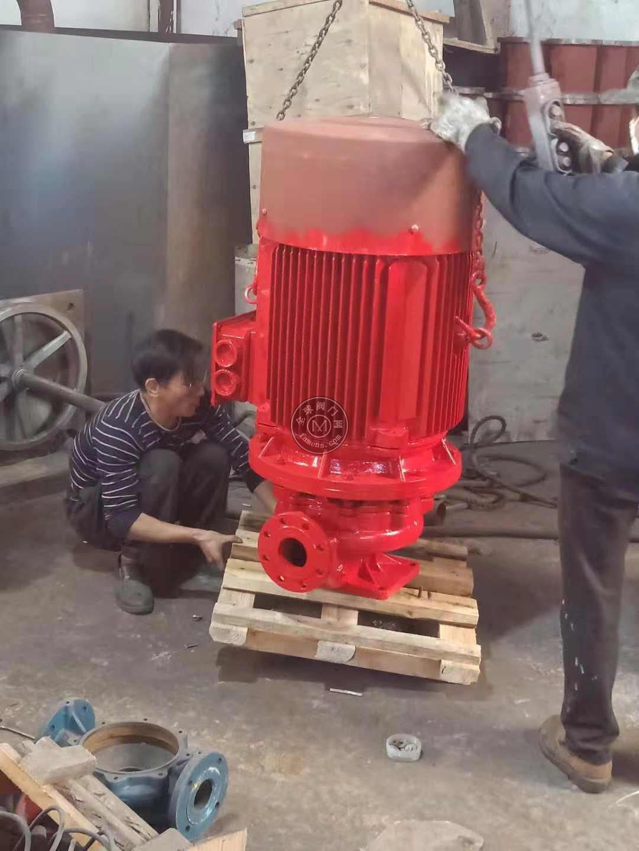 泵房调试消防泵压力/自动喷淋泵/3CF稳压泵