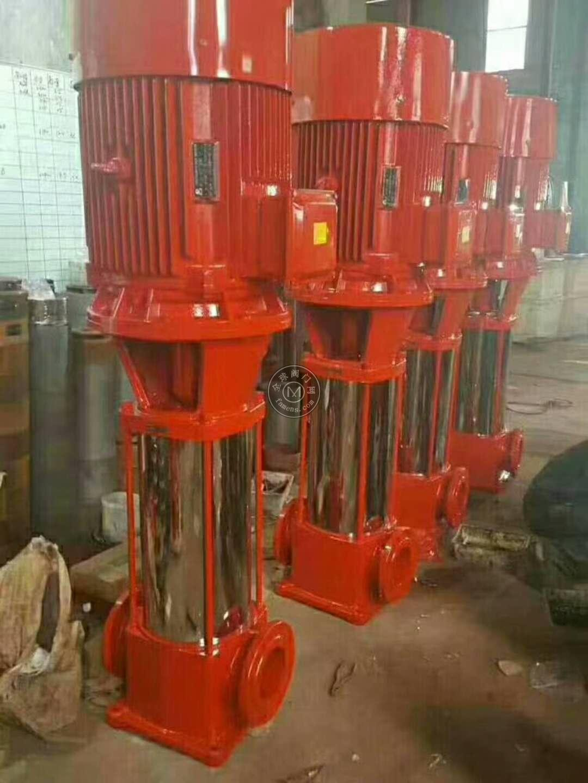 高层建筑多级消防泵/喷淋泵消防检测/控制柜调试