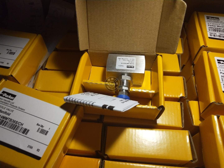 HNVSSW16MMTB36S/CH针型阀美国PARKER派克仪表针阀正品