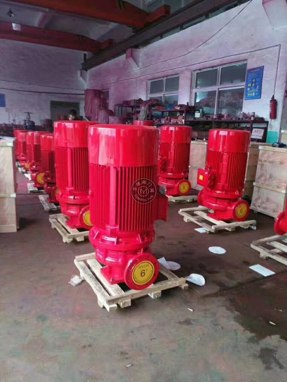 增压稳压设备价格/上海江洋CCCF消防泵验收