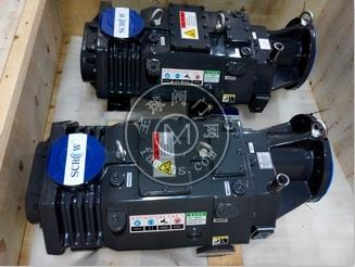 SVC真空泵代理商  SS系列干式螺桿真空泵