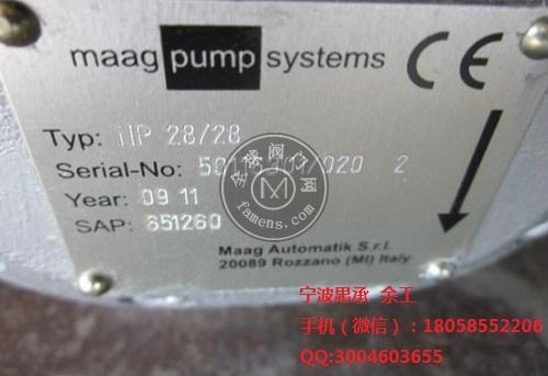 MAAG NP-RX 45/45