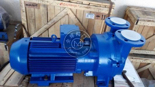 gd-nash水环泵2BV5121-0KC00-7P用于减压蒸馏、真空浓缩、真空萃取、中央真空