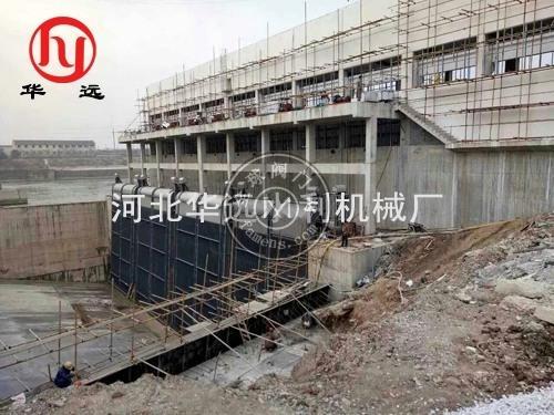 广东电站格栅清污机 回转式格栅清污机