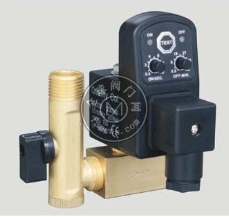 电子排水阀OPT-A/B排水器定时储气罐过滤器下用排水阀4分疏水阀