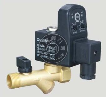 电子排水阀OPT-B/A排水器0200D 230VAC下用排水阀4分疏水阀排污阀