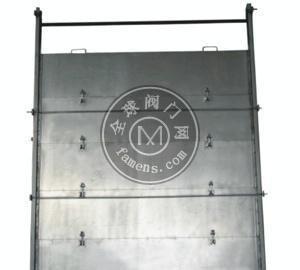 广西铝合金叠梁闸