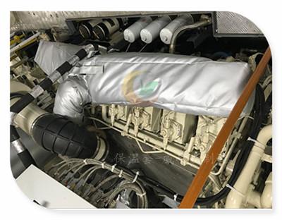 发动机排气管隔热套|排气管隔热罩