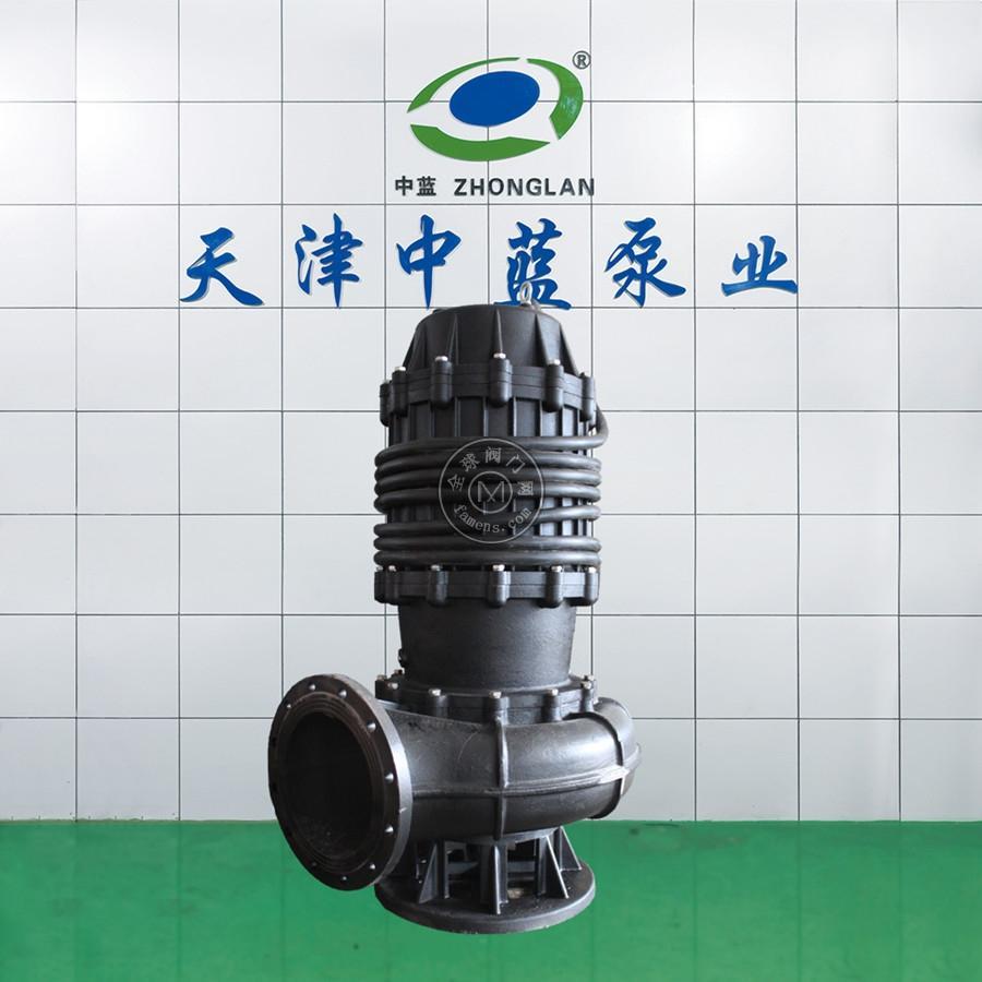 WQ污水泵 耐磨材质潜水污水泵生产厂家
