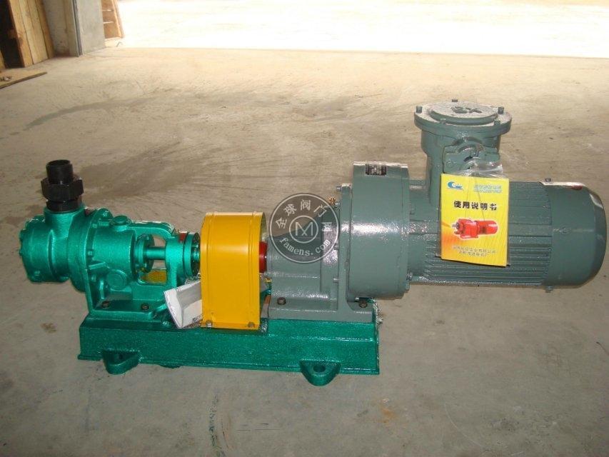NYP高粘度轉子泵