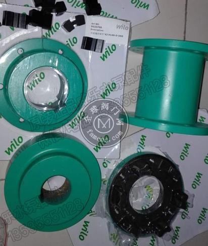 威乐水泵NL125/400-37/4整泵,叶轮,联轴器,机械密封,泵轴等配件
