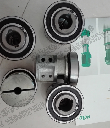 德國威樂水泵MVI5205-3/16/E/3-380-50-2蝸殼,葉輪,機械密封,聯軸器,四件套,水利組件等
