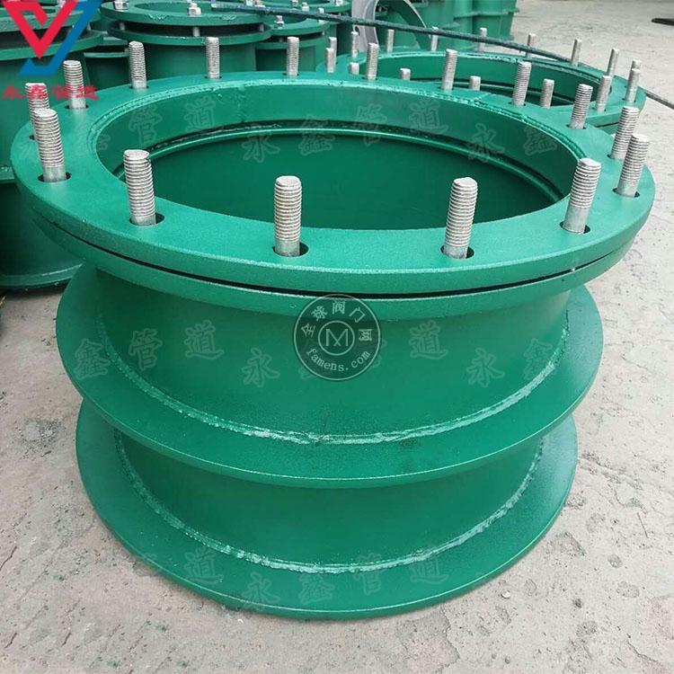 建筑预埋国标dn300柔性防水套管