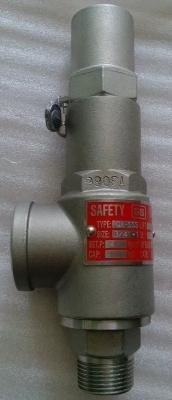 原装进口安全阀FGX-SSS,台湾SS进口安全阀代理商