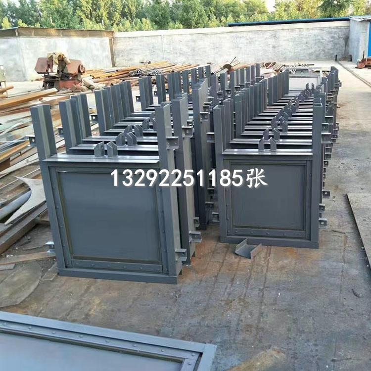 鋼制提板閘門/鋼閘門