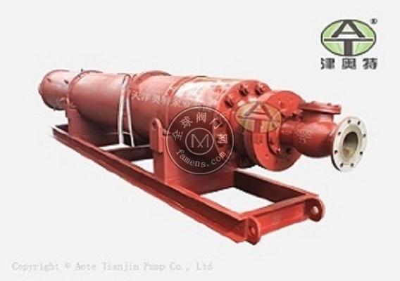 QJ系列河道礦區排水礦用深井強排泵