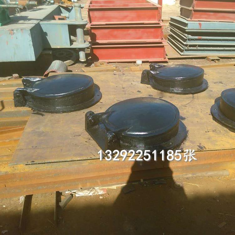 混凝土管DN500/700/800铸铁拍门