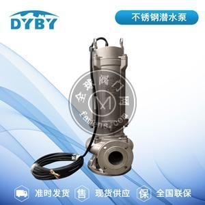 不銹鋼潛水泵 廠家批發 提供個性化定制服務