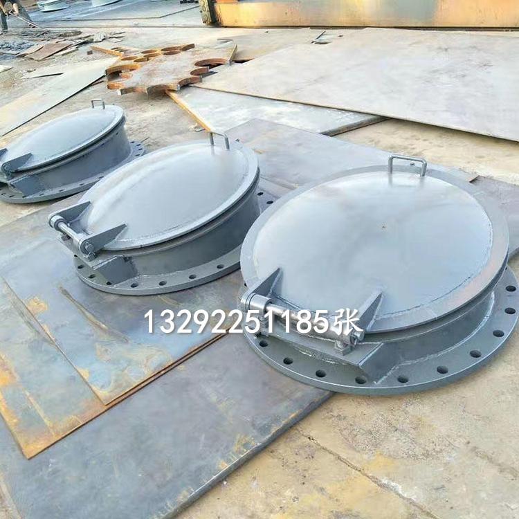 FPM型DN800钢制拍门价格