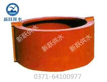 可曲挠橡胶接头埋地防护装置
