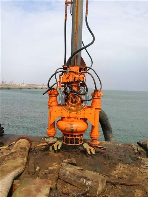 不同型号挖机清淤泵 适配各种挖机污泥泵