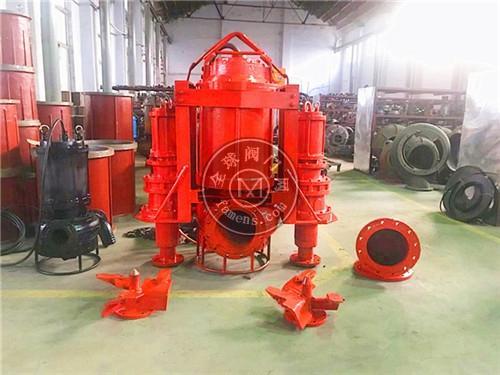 攪拌式潛水吸沙泵 無堵塞潛水吸沙泵
