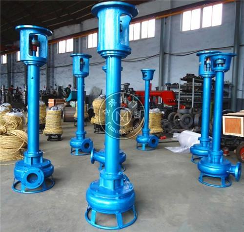 多用途立式渣浆泵 耐磨搅拌液下渣浆泵