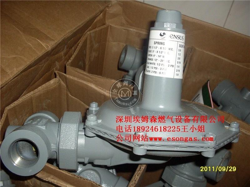 美国SENSUS143-80减压阀调压器调压阀