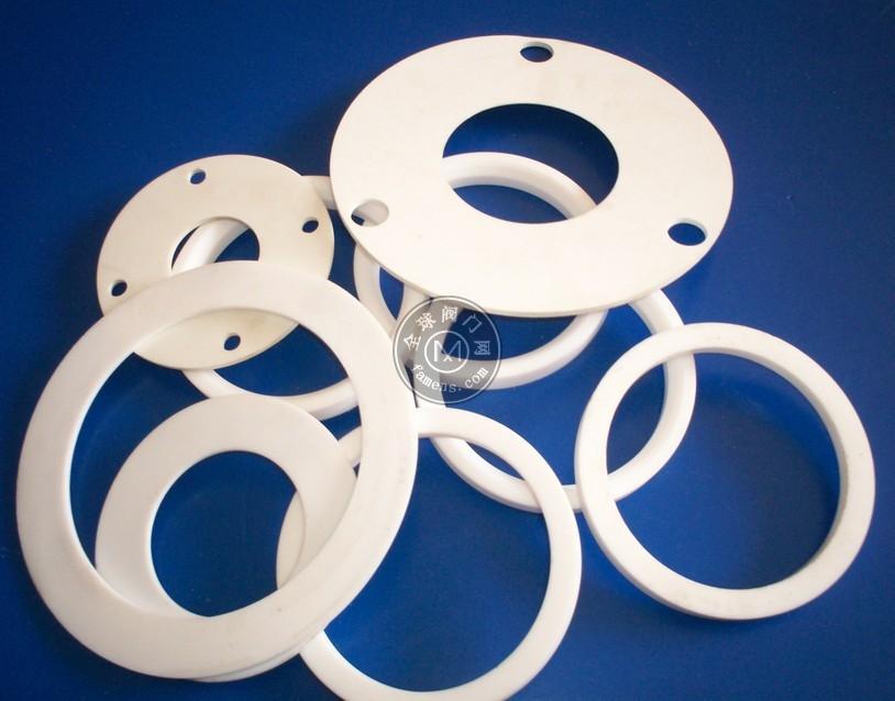 厂家四氟乙烯PTFE垫片A耐高温超耐磨塑料王垫片A铁氟龙塑料垫片