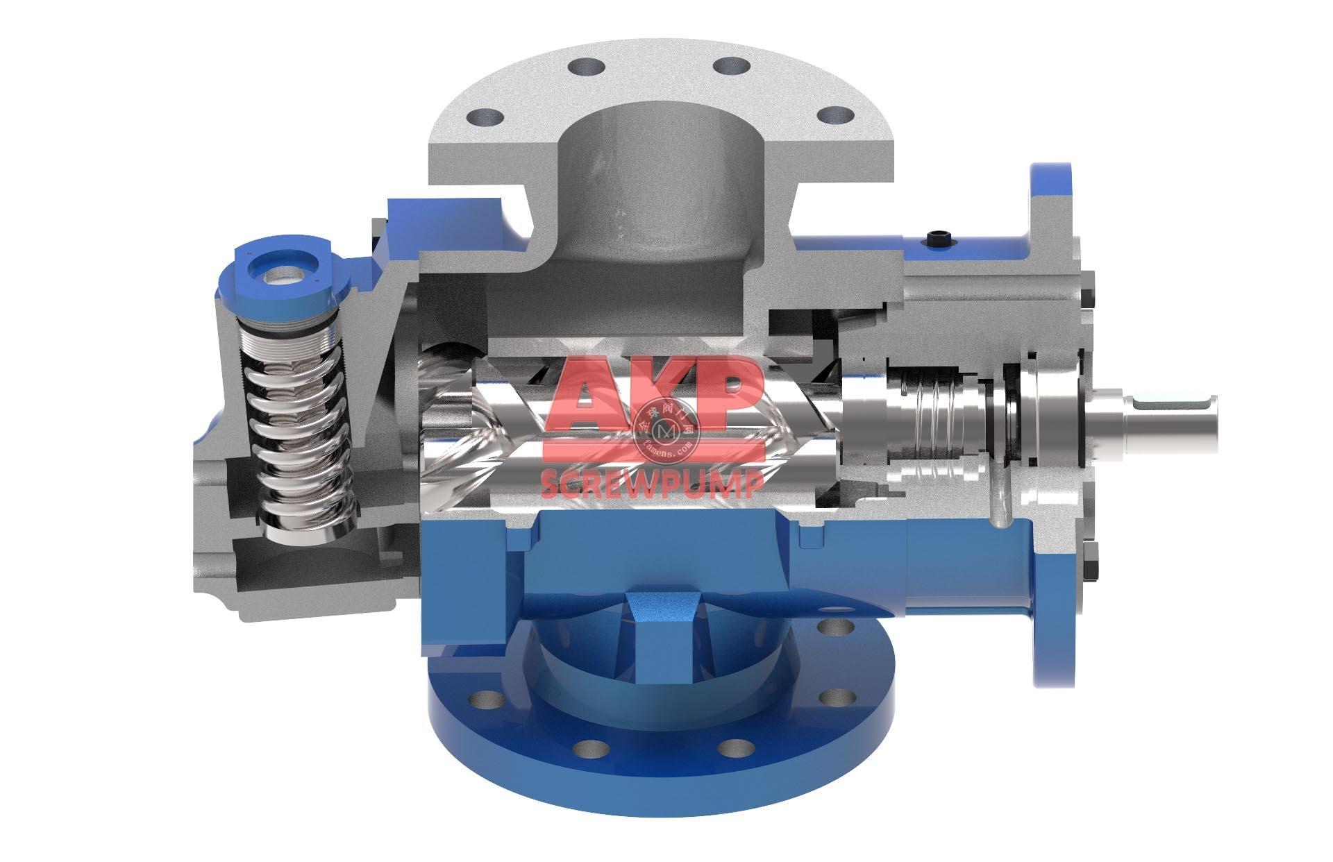 ACG 045N7 NTBP齿轮箱减速机润滑油泵