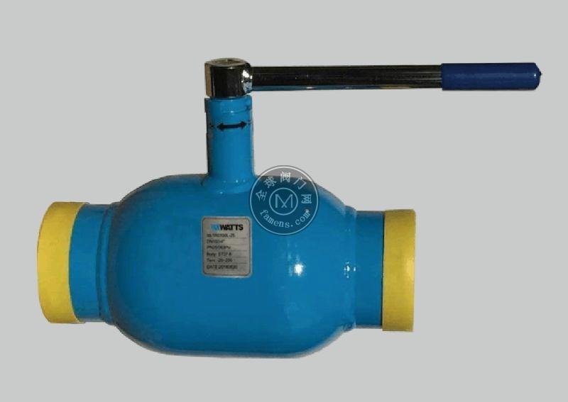 焊接球阀(W-Q41F-25C)