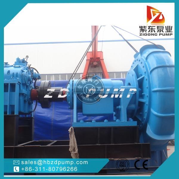 18寸大流量ZN450挖泥泵