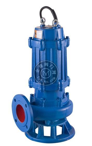 奥特泵业大流量潜水泵井用矿用排污水