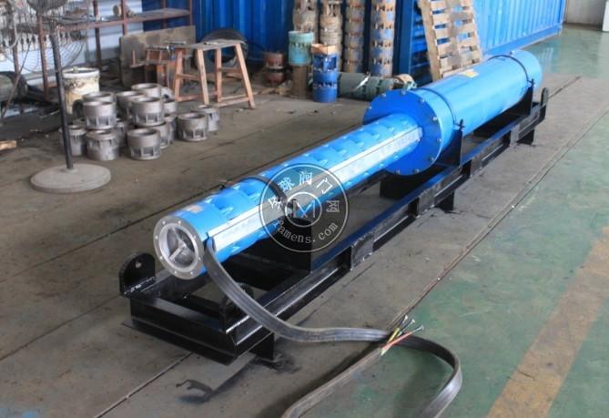 蘭州精密高品質大流量臥式潛水泵