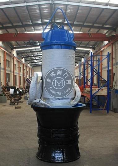 雨水泵站排水高压大流量轴流水泵
