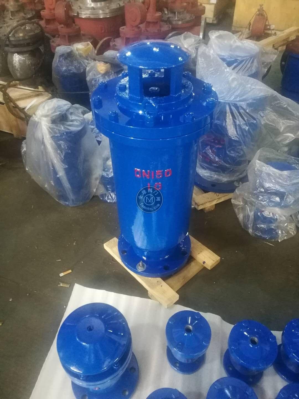 SCARX污水复合式不锈钢排气阀