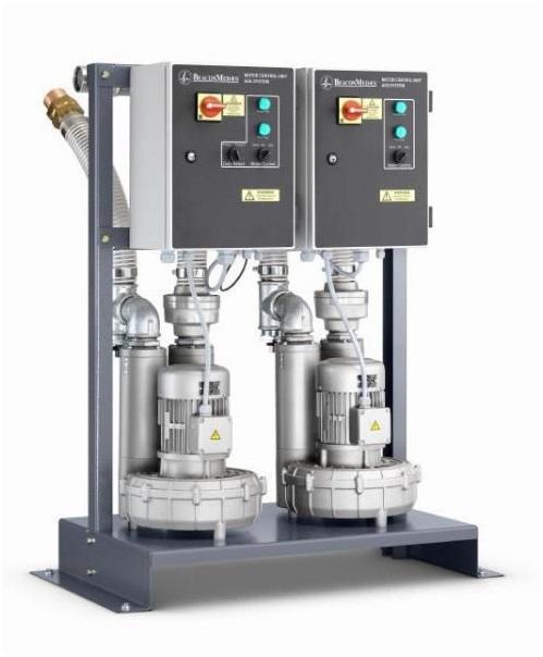 医用麻醉废气排放真空泵 2BH160麻醉气排走负压系统