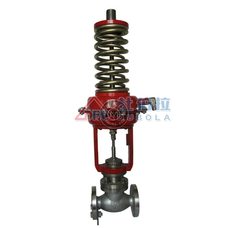 ZZYN型碳钢蒸汽自力式压力调节阀