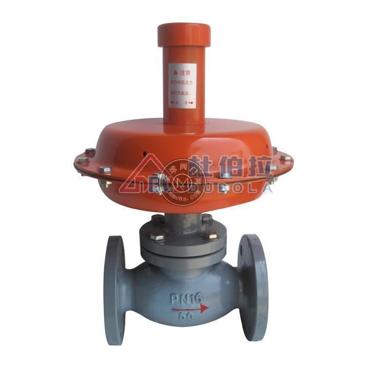 ZZV、ZZV型自力式微壓調節閥