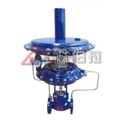 ZZYVP储罐自动供氮调节阀 铸钢氮封阀
