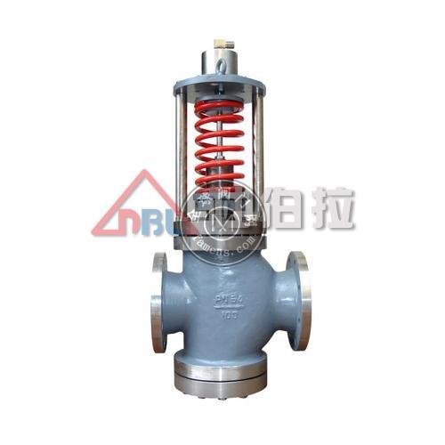 自力式穩壓調節閥 工業熱水自力式減壓閥
