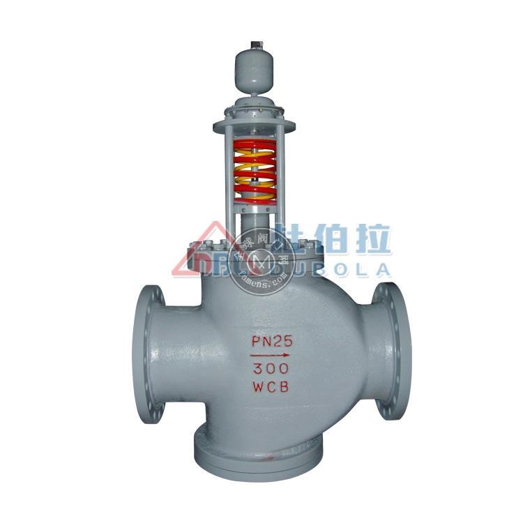 DBL-ZZYN型碳鋼蒸汽自力式壓力調節閥