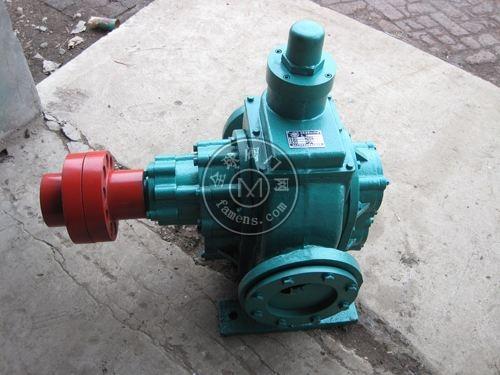 KCB-33.3齿轮泵可用作输送、加压、喷射的燃油泵