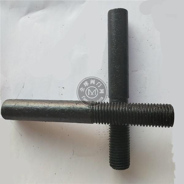 生产单头螺栓厂家阀门专用单头螺栓批发